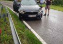 Raba Wyżna – Zderzenie samochodów osobowych