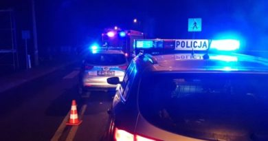 Śmierć młodego rowerzysty – drugi przewieziony do szpitala