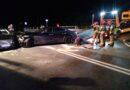 Zderzenie 3 samochodów w Białym Dunajcu
