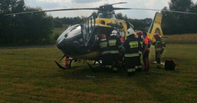 Zmarła kobieta poszkodowana w wypadku w Jabłonce