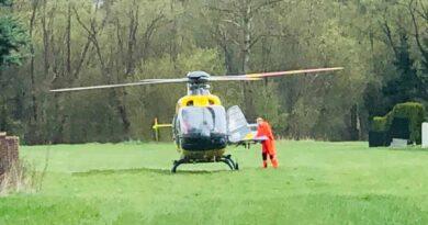 Dziecko potrzebowało szybkiego transportu do szpitala – zapewnił go śmigłowiec LPR