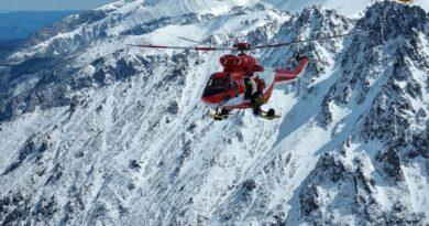 Szkolenie ratowników TOPR (zdjęcia)