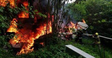 Tragiczny pożar w Szczawnicy – ustalenia policji (zdjęcia)