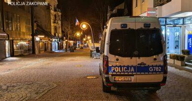 Tatrzańska policja podsumowuje drugi dzień majówki