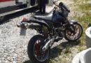 Kolejne zderzenie motocykla z samochodem