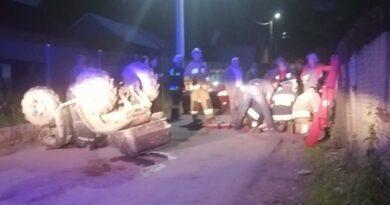 Kierujący quadem w Kacwinie miał ponad 2 promile – policja podaje szczegóły