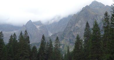 Ludzkie szczątki znalezione w Tatrach