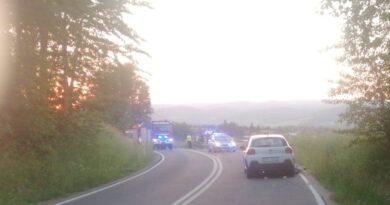 Policja podaje szczegóły wczorajszego wypadku we Frydmanie